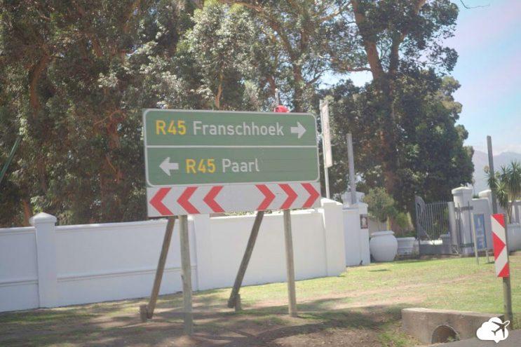 estrada franschhoek