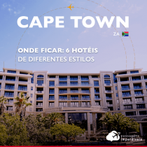 Onde ficar em Cape Town: 6 hotéis de diferentes estilos