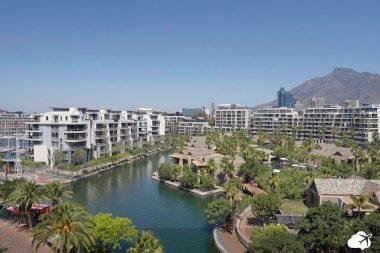 Vista do One&Only Cape Town para viajar em janeiro