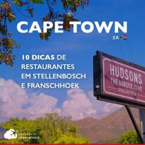 10 dicas de restaurantes em Stellenbosch e Franschhoek