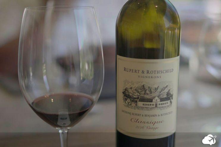 vinicola ruperth rothschild franschhoek