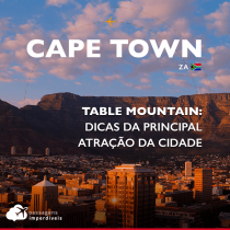 Table Mountain: dicas da principal atração de Cape Town