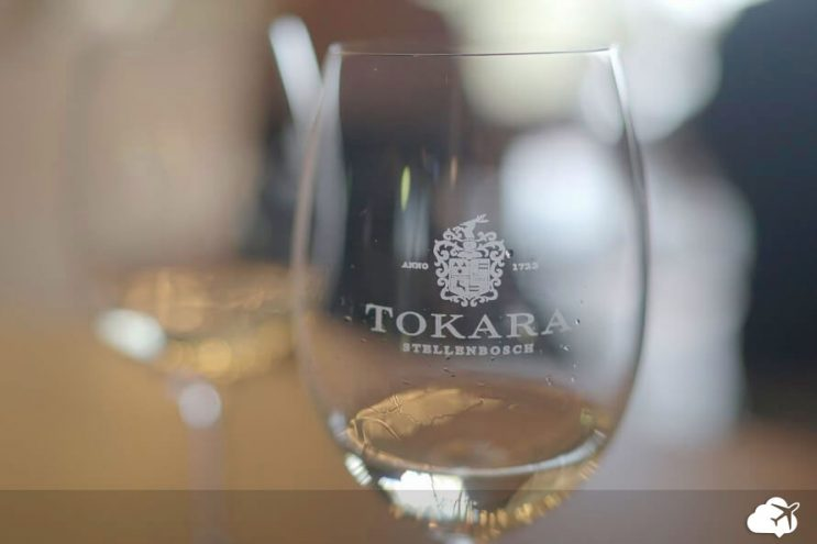 taca de vinho tokara