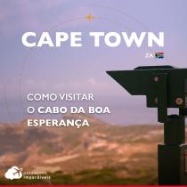 Como visitar o Cabo da Boa Esperança em Cape Town