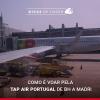 Como é voar pela TAP Air Portugal de Belo Horizonte a Madri