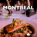 18 restaurantes em Montreal para provar a culinária canadense