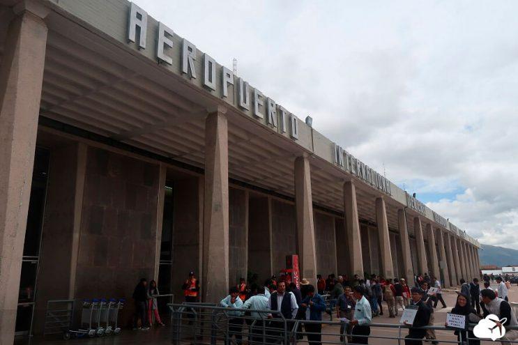 aeroporto cusco peru