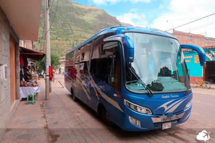 onibus tour valle sagrado incas