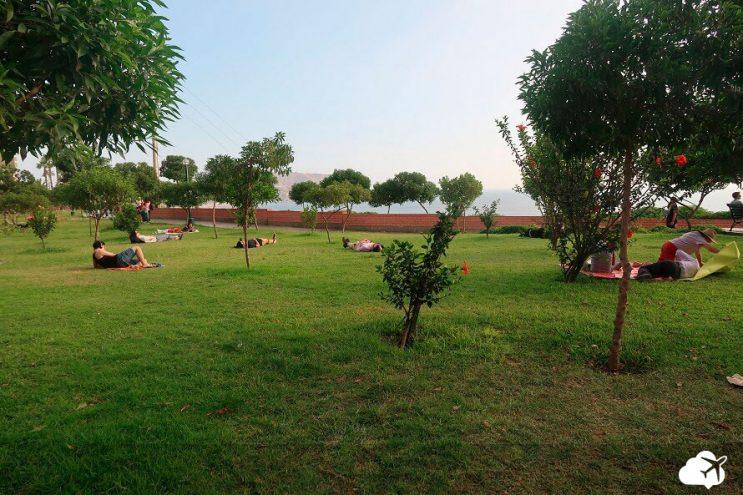 parque lima miraflores