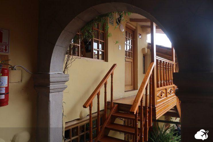 hotel em cusco amaru colonial
