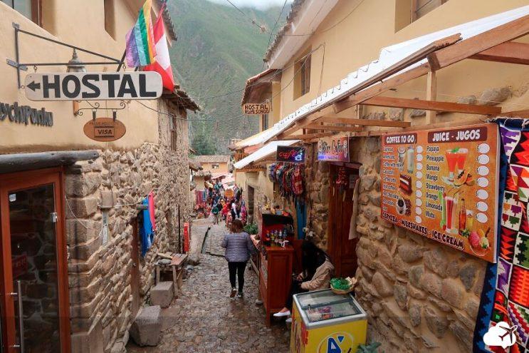 rua ollantaytambo hostel