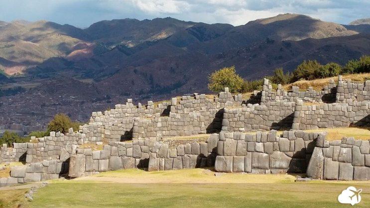 ruinas sacsayhuaman cusco peru