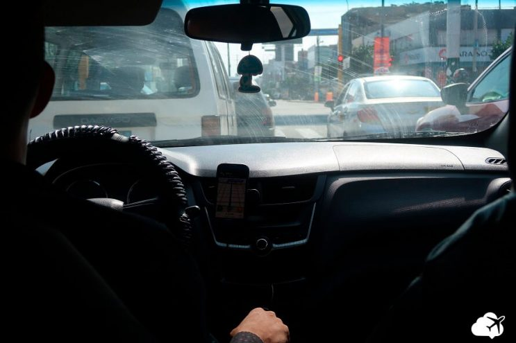 uber em lima peru