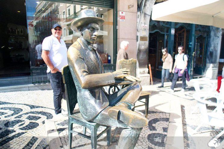 estatua joao pessoa a brasileira lisboa