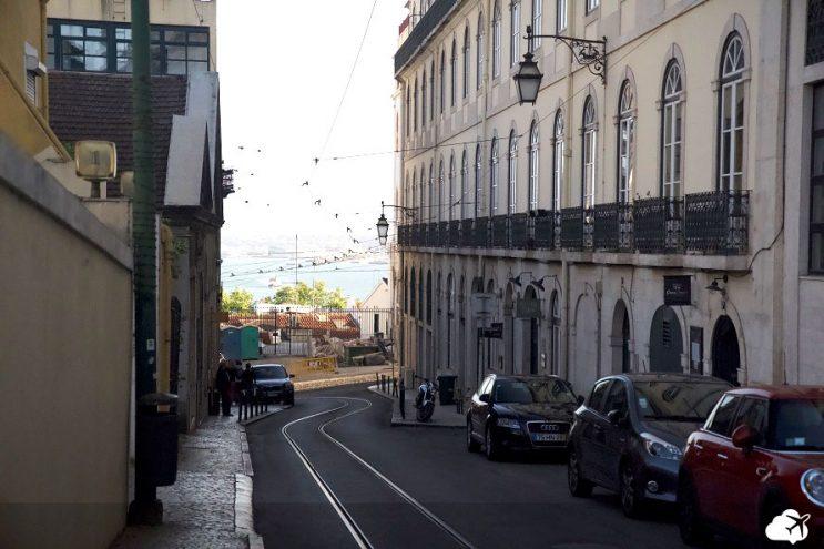 rua lisboa portugal