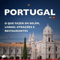 O que fazer em Belém, Lisboa: atrações e restaurantes