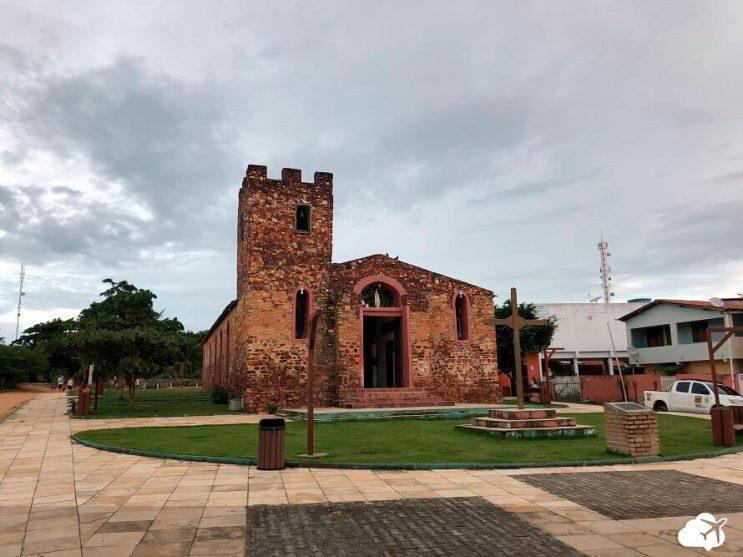 igreja matriz jericoacoara