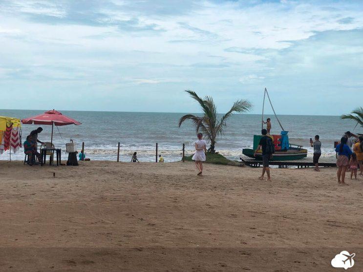 praia do prea jericoacoara