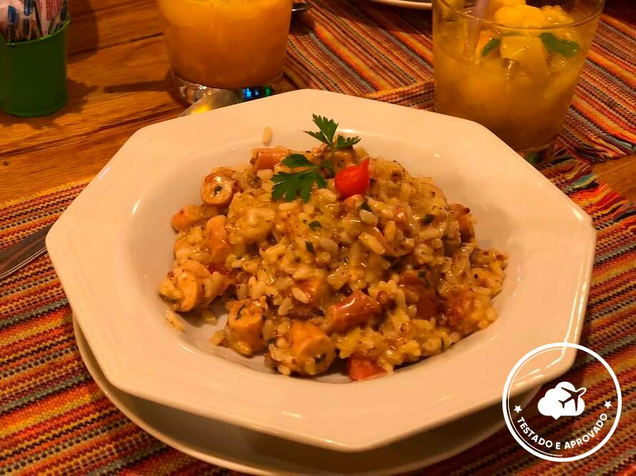 restaurante roma jericoacoara