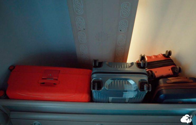 bagagens trem marrocos