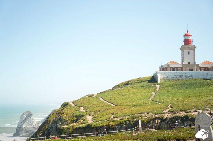 cabo da roca sintra portugal