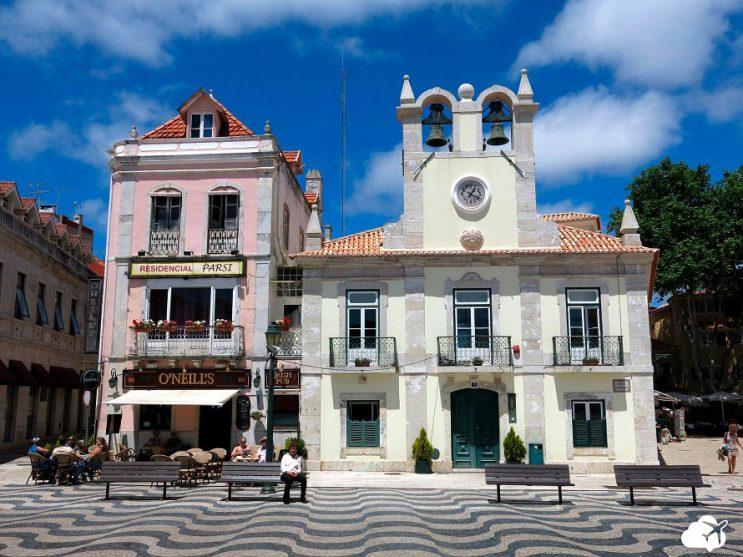 centro historico cascais