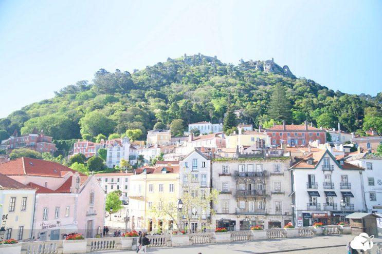 centro historico sintra portugal