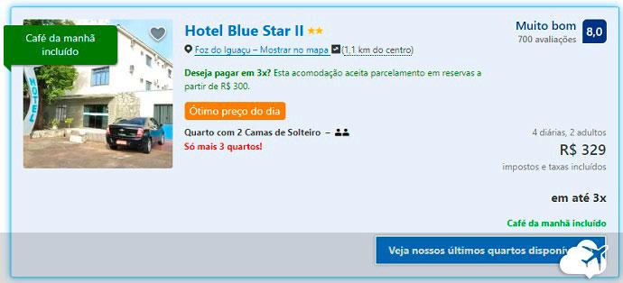 hotel foz iguacu booking