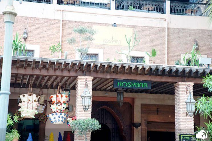kozybar marrakech marrocos