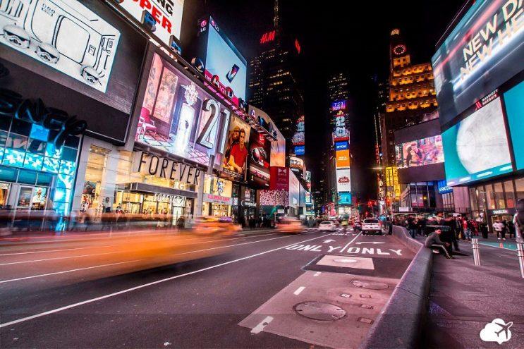 reveillon times square nova york