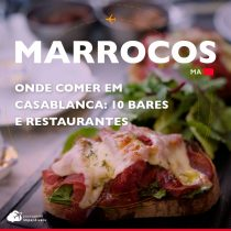 Onde comer em Casablanca: 5 bares e restaurantes