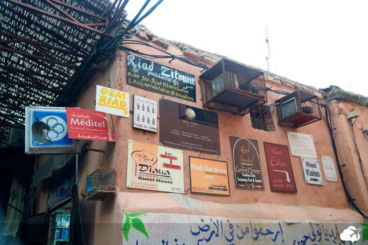 riads em marrakech