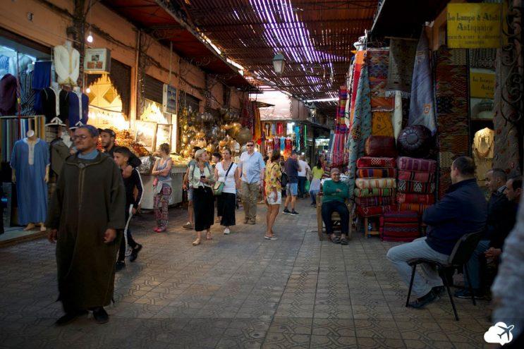 souk semmarine medina marrakech