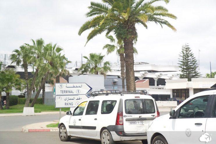 taxi marrocos