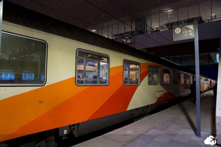 trem marrocos casablanca