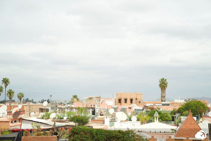 terraço marrakech medina