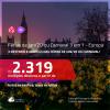 FÉRIAS DE JANEIRO ou CARNAVAL 3 em 1 na <b>EUROPA – AMSTERDAM + PARIS + LONDRES</b>! A partir de R$ 2.319, todos os trechos, c/ taxas! Opções de VOO DIRETO!