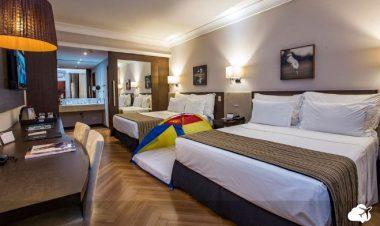 Wish Hotéis em Foz do Iguaçu