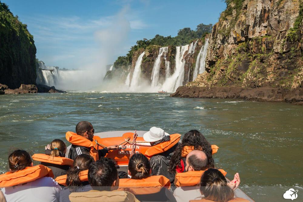 macuco safari barco cataratas iguacu