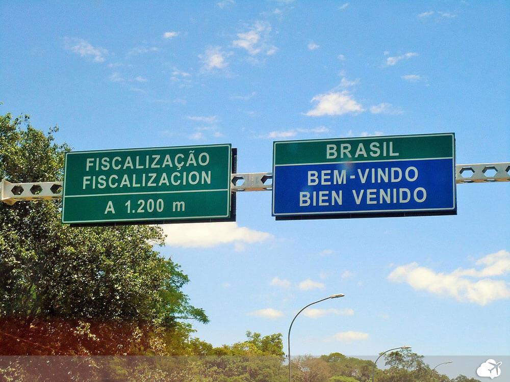 fronteira foz do iguacu argentina paraguai