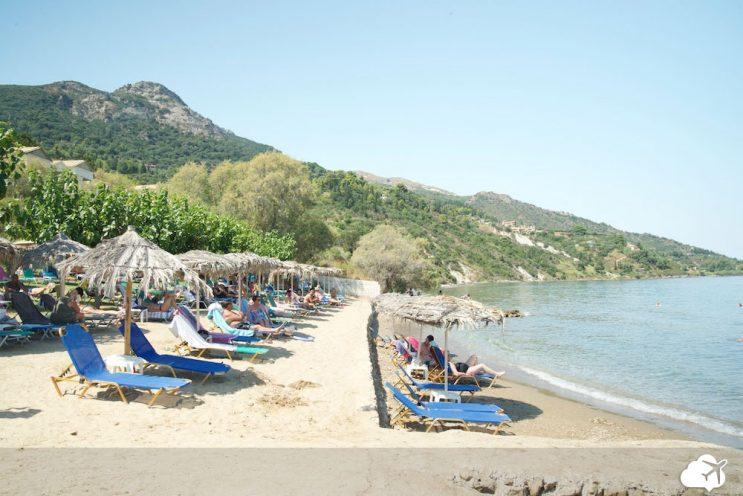 kaminia beach zakynthos