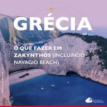 O que fazer em Zakynthos, Grécia (incluindo Navagio Beach)