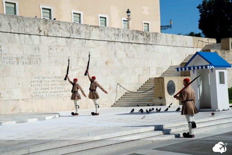 praca syntagma atenas