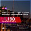 CONTINUA!!! Promoção de Passagens 2 em 1 – <b>ARGENTINA: Buenos Aires + CHILE: Santiago</b>! A partir de R$ 1.198, todos os trechos, c/ taxas!