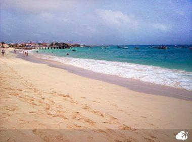 praia de santa maria - viajar em janeiro
