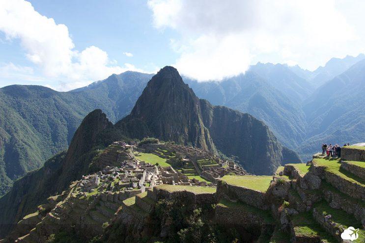 Machu Picchu mochilão américa do sul