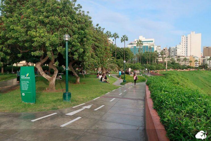 parque bairro miraflores
