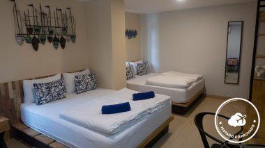 Bangkok Saran Poshtel - hotéis na tailândia