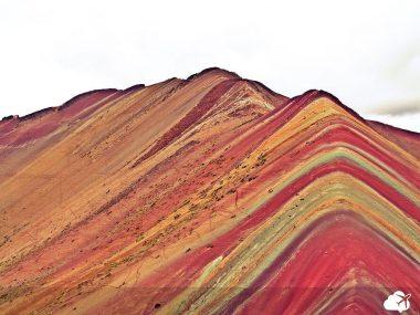 montanha de sete cores no Peru lua de mel