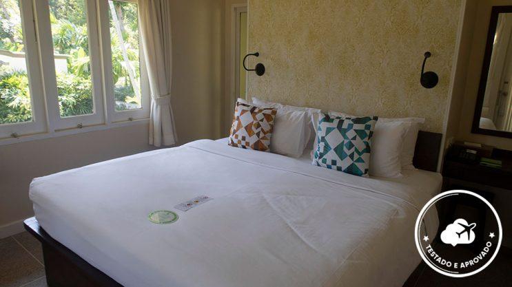 Sai Kaew Beach Resort em Koh Samet hotéis da tailândia